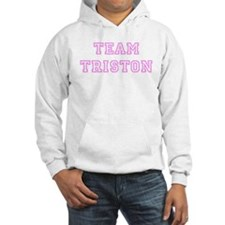 Pink team Triston Hoodie