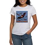 Trick or Treat Seven Bats Women's T-Shirt