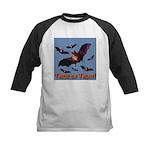 Trick or Treat Seven Bats Kids Baseball Jersey