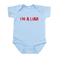 Im a Liar Infant Bodysuit