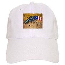 Gun, 2nd Amendment Baseball Cap