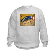 Gun, 2nd Amendment Sweatshirt