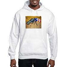 Gun, 2nd Amendment Jumper Hoody