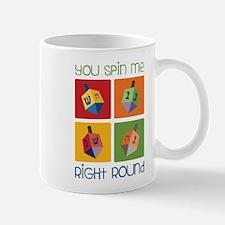 You Spin Me Mug