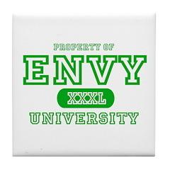 Envy University Property Tile Coaster