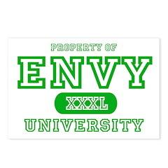 Envy University Property Postcards (Package of 8)