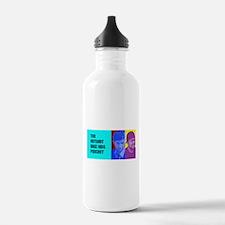 The Hot Shot Whiz Kids Retro Logo Water Bottle