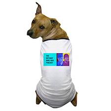 The Hot Shot Whiz Kids Retro Logo Dog T-Shirt
