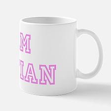 Pink team Tristian Mug