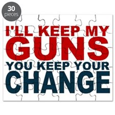 Ill keep my guns Puzzle