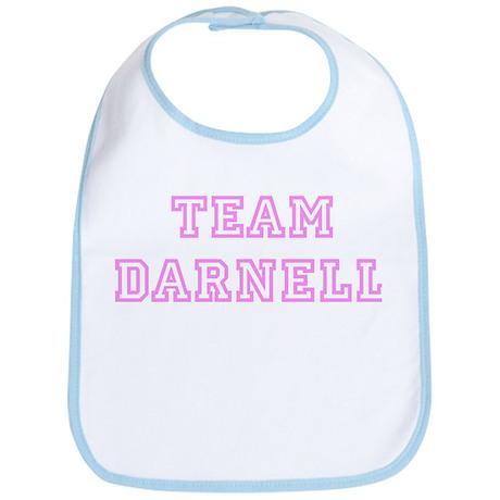 Pink team Darnell Bib