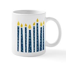 Hanukkah Candles Mug