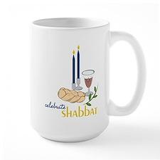 Celebrate Shabbat Mug