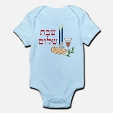 Shabbat Infant Bodysuit