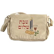 Shabbat Messenger Bag