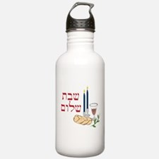 Shabbat Water Bottle