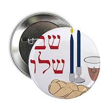 "Shabbat 2.25"" Button"