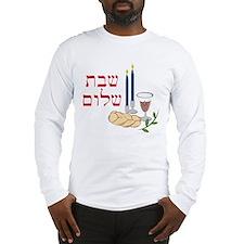 Shabbat Long Sleeve T-Shirt