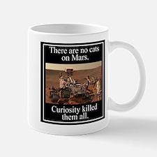 Cute Mars curiosity Mug