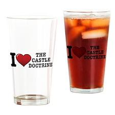 Castle Drinking Glass