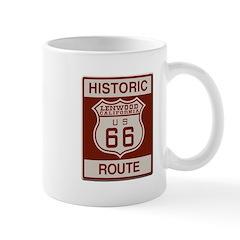 Lenwood Route 66 Mug
