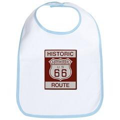 Lenwood Route 66 Bib