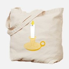 Candlestick Tote Bag
