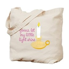 My Little Light Tote Bag