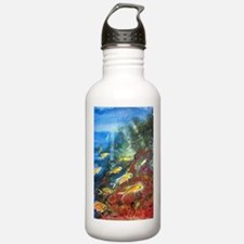 Coral Head Water Bottle