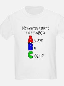 Always Be Closing - Grampy T-Shirt