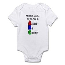 Always Be Closing - Dad Infant Bodysuit