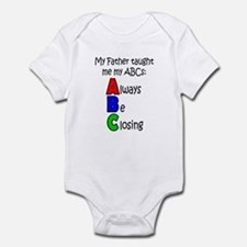 Always Be Closing - Father Infant Bodysuit
