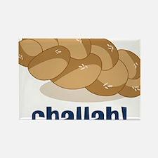 Challah Rectangle Magnet