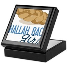 Challah Back Girl Keepsake Box
