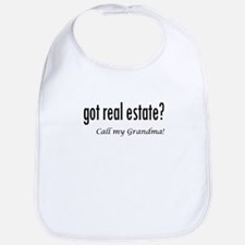 got real estate? Grandma Bib