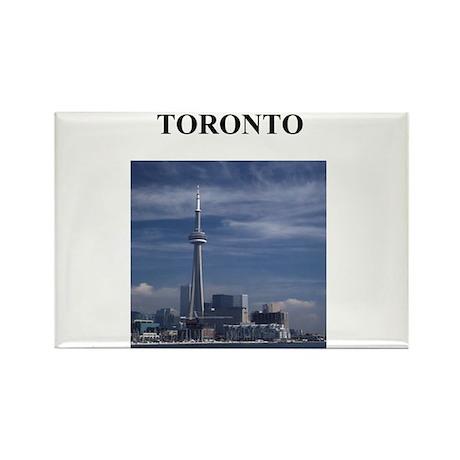 TORONTO Rectangle Magnet (10 pack)