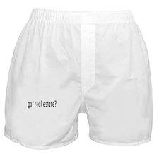 got real estate? Boxer Shorts