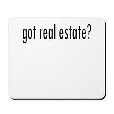got real estate? Mousepad