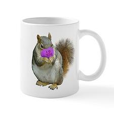Squirrel Candy Heart Mug