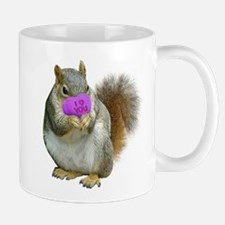Squirrel Candy Heart Mug