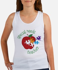 Special Needs Teacher Women's Tank Top