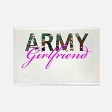 BDU Army GF Rectangle Magnet