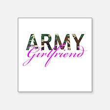 "BDU Army GF Square Sticker 3"" x 3"""