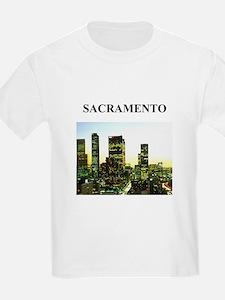 SACRAMENTO Kids T-Shirt