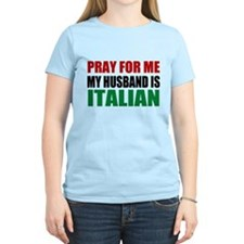 Pray Husband Italian T-Shirt