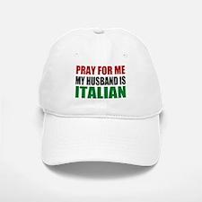 Pray Husband Italian Hat