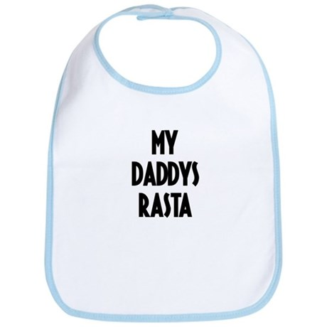 My daddys Rasta.png Bib