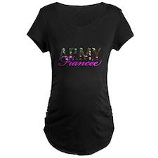 BDU Army Fiancee T-Shirt