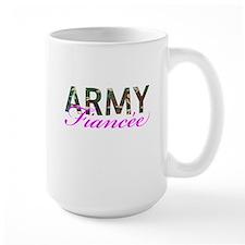 BDU Army Fiancee Mug