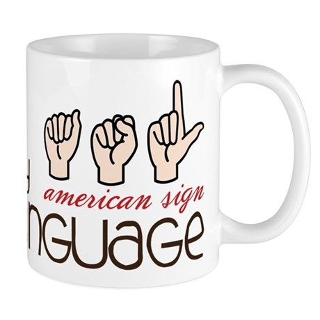 My Language Mug